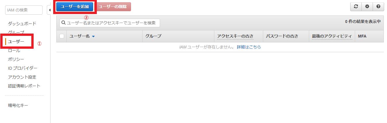 2_ユーザの追加画面