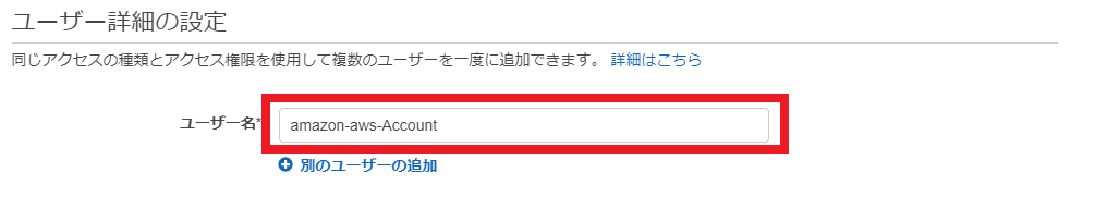 3_ユーザー詳細の設定-①